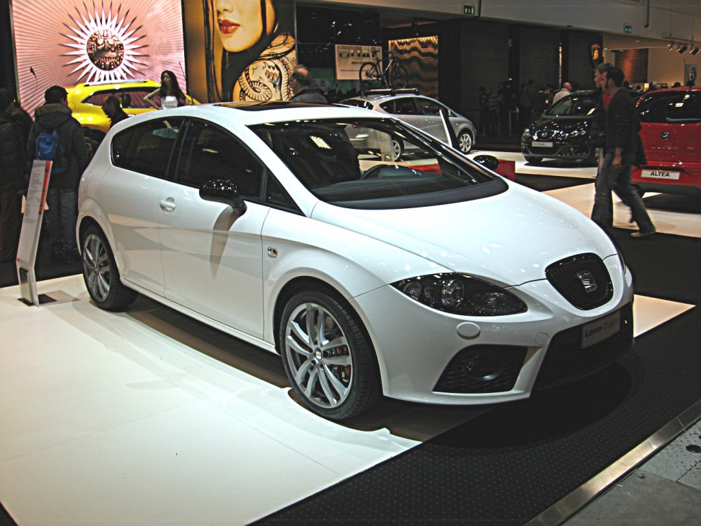 seat leon cupra oraz cupra r seat leon. Black Bedroom Furniture Sets. Home Design Ideas